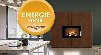 Innovationspreis 2019 für die Wohnraum-Hybrid-Zentralheizung EVOLUTION von GUNTAMATIC