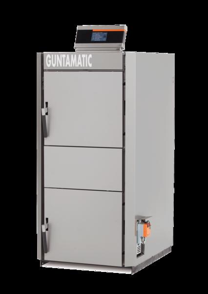 Biosmart Scheitholzheizung 14/22 kW