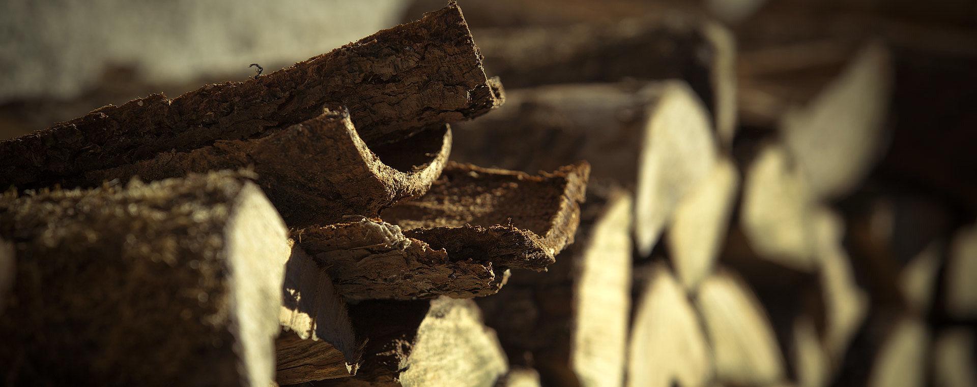 [Translate to Französich:] Heizen mit Stückholz