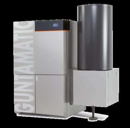 Biocom industrielle Pelletheizung 75/100 kW